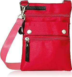 Safescan ScanSafe Sprint Mini Crossbody Bag mit RFID-Schutz, schwarz