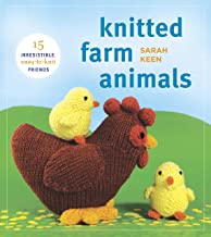 Random House Knitted Farm Animals: 15 Irresistible, Easy-to-Knit Friends