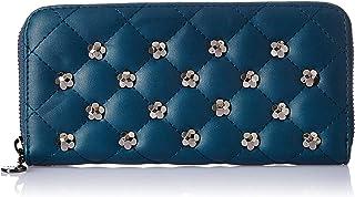 Caprese Varya Women's Wallet (Teal)