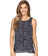 Lucky Brand - Ladder Stitch Tank Top