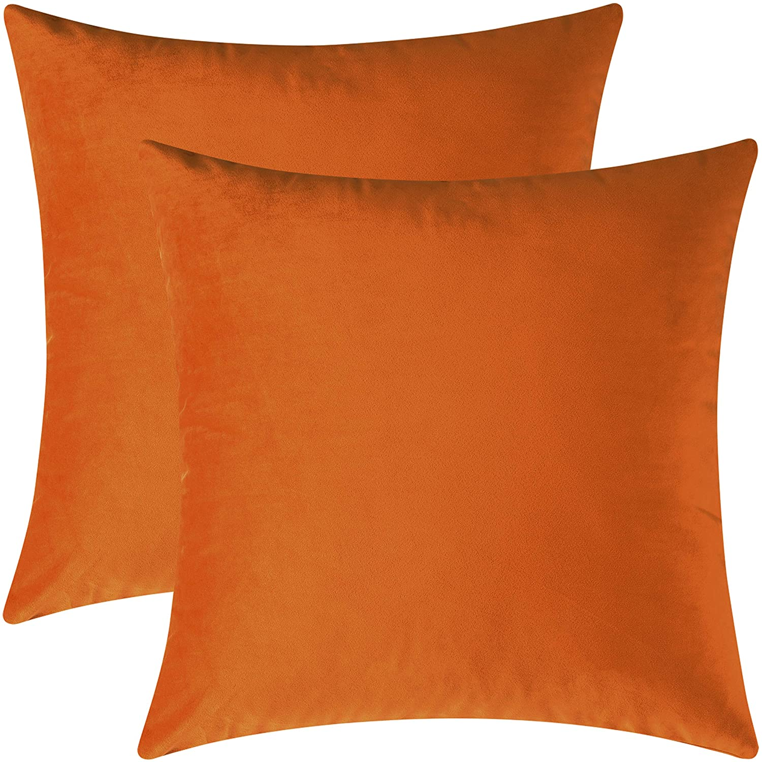 Ranking TOP6 Mixhug Decorative Throw Pillow Velvet Covers Max 89% OFF So Cushion