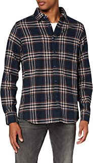 Urban Classics Checked Campus Shirt Camisa para Hombre