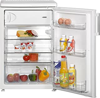 Amica KS15453W Kühlschrank mit Gefrierfach - Weiß, A