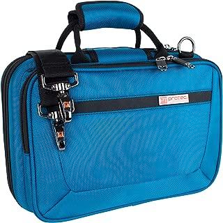 Protec Bb Clarinet Slimline PRO PAC Case, Teal Blue, Model PB307TB