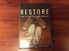 Restore - 4 Messages Cd/dvd Set Joel Osteen