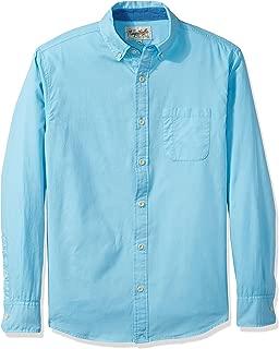 Men's Long Sleeve Paradise Oxford Shirt