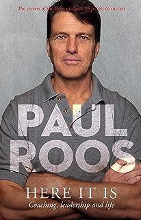 here it is paul roos