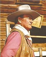 John Wayne in cowboy hat - 8 x 10 Photo 004