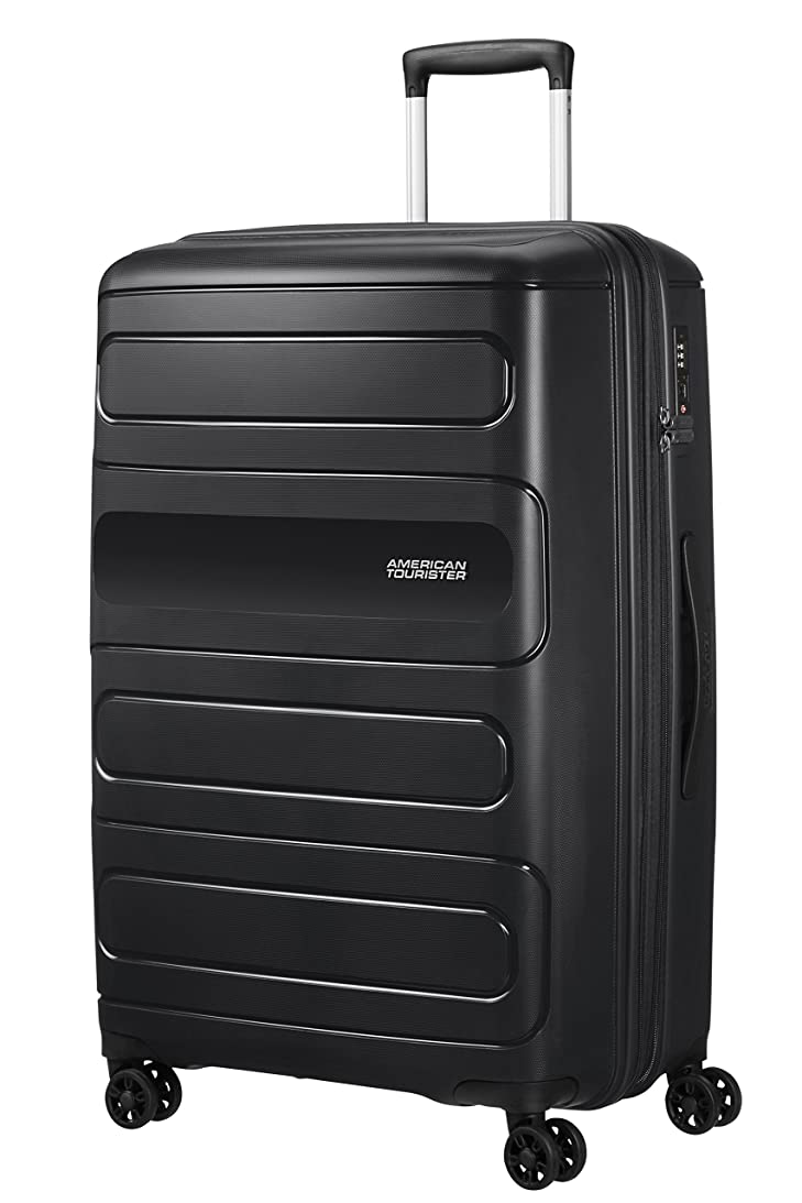 警告法廷フラグラント[アメリカンツーリスター] スーツケース サンサイド スピナー770106L 77 cm 4.4 kg 107528 国内正規品 メーカー保証付き
