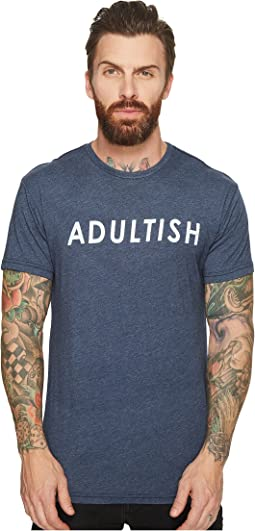 The Original Retro Brand - Adultish Heathered Tee