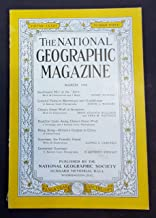 National Geographic Magazine, March 1938 (Volume 63, No. 3)