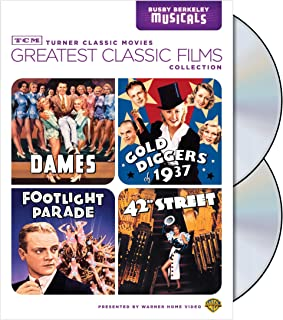 TCM Greatest Classic Film Collection: Busby Berkeley