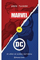 Marvel vs DC (libro ensayo) Capa comum