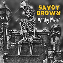 witchy feelin savoy brown