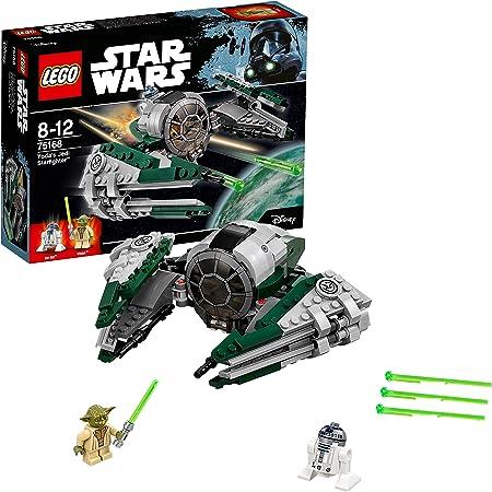 レゴ (LEGO) スター・ウォーズ ヨーダのジェダイ・スターファイター 75168