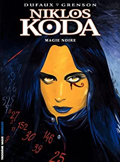 Niklos Koda – tome 6 - Magie noire (French Edition)