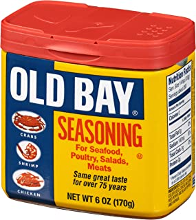 OLD BAY Seasoning, 6 oz