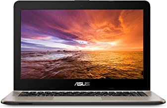 """ASUS VivoBook F441 Light and Powerful Laptop, AMD A9-9425 Dual Core Processor (Boost up to 3.7 Ghz) with Radeon R5 Graphics, 8GB DDR4 RAM, 256GB SSD, 14"""" FHD display, Windows 10, F441BA-DS95"""