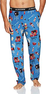Little Blue House by Hatley Men's Jersey Pajama Pants