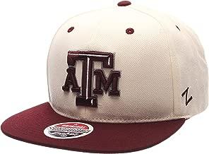 Zephyr NCAA Men's Z11 Invert Snapback Hat