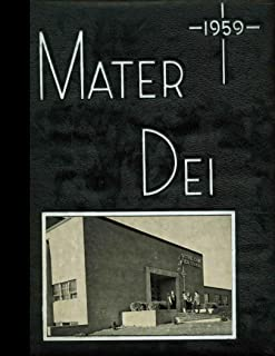 (Reprint) 1959 Yearbook: Notre Dame High School, Batavia, New York