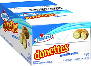 hostess donettes crunch