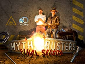 MythBusters Season 19