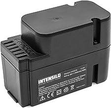INTENSILO Li-ION Batterie 2500mAh (28V) pour Robot Tondeuse Worx Landroid M1000 WG791E.1, M1000i WG796E.1, M500 WG754E comme WA3225, WA3565.