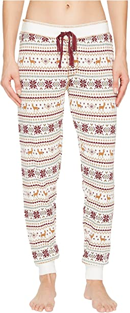 P.J. Salvage - Lost In Wonder Fair Isle Jogger