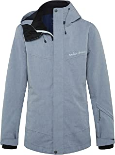 Mountain Designs Women's Hummingbird 3-in-1 Waterproof Ski Jacket