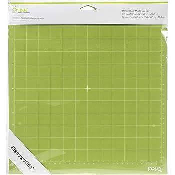 """Cricut Standard Grip, 12""""x12"""", 2 Mats, Green"""