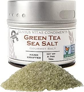 Best green tea salt Reviews