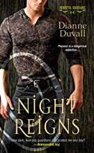 Best Night Reigns (Immortal Guardians series Book 2) Review