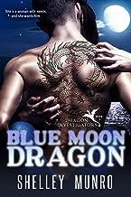 Blue Moon Dragon (Dragon Investigators Book 1)