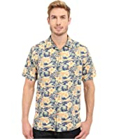Tommy Bahama - Cassis Print Camp Shirt