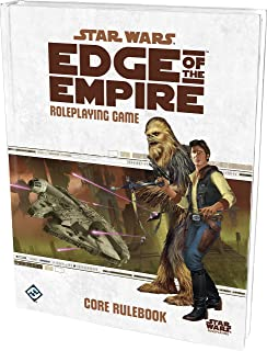 Star Wars Fantasy Flight Games Edge of The Empire Core Rulebook RPG