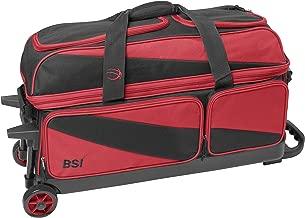 BSI Triple Roller Bowling Bag