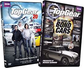 Top Gear (The Complete Season 20 / 50 Years of Bond Cars) (2-Pack)