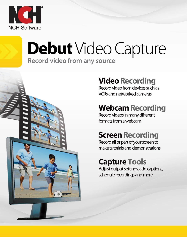 Debut Webcam