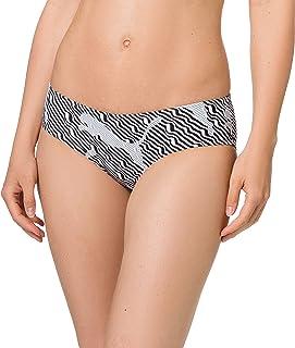 PUMA Swim Women's all-Over-Print Hipster Parte Inferiore Bikini Donna