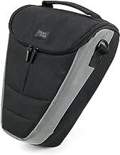 DURAGADGET Portabl Water Resistant Nylon Case/Bag - Suitable for Fujifilm FinePix XS1|FujiFilm X-E1|FujiFilm FinePix HS20|Fujifilm Finepix X100 & Fujifilm Finepix X10|with Shoulder Strap