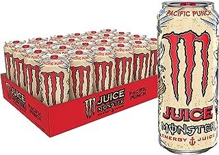 Best pacific punch monster taste Reviews