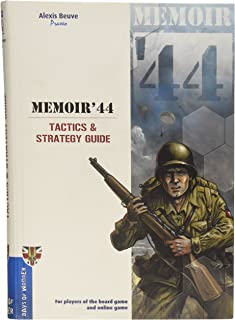 memoir 44 tactics and strategy guide