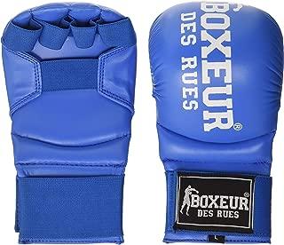 Hombre BOXEUR DES RUES Bxt-5137 Guantes de MMA