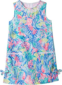 Little Lilly Classic Shift Dress (Toddler/Little Kids/Big Kids)