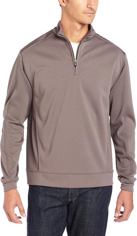 Cutter & Buck MCK08861 Men's DryTec Edge Half Zip Jackets