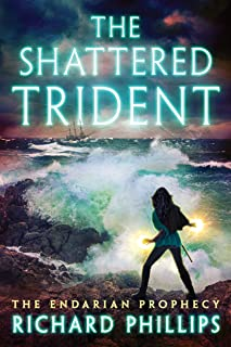 The Shattered Trident (The Endarian Prophecy Book 4) (English Edition)
