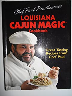 Louisiana Cajun Magic Cookbook