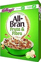 Kellogg´s All-Bran - Fruit & Fibre, Copos de trigo integral, 500 g - [pack de 5]