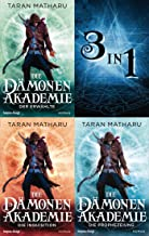 Die Dämonenakademie (3in1-Bundle): Die Saga in einem Band (German Edition)